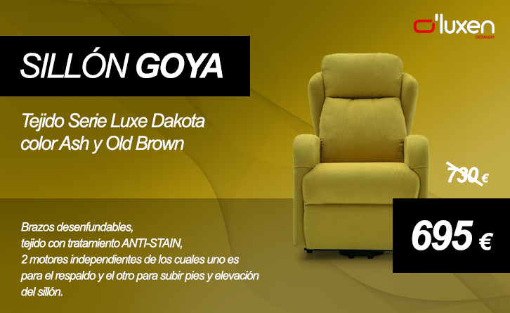 Banner 1 Sillón Goya