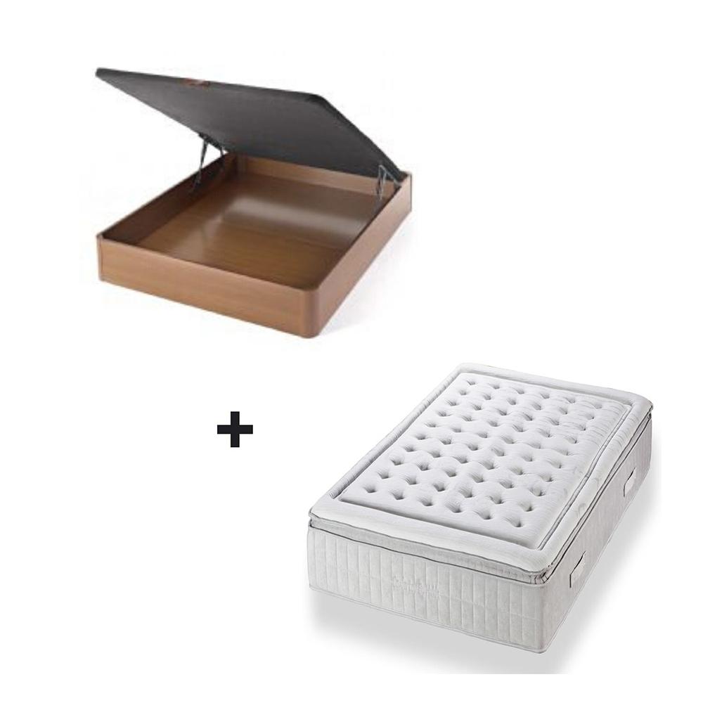 Pack 4 **** Colchón Confortopper + Canapé